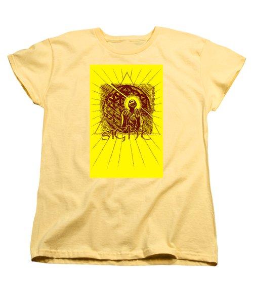 Sight Women's T-Shirt (Standard Cut) by Tony Koehl