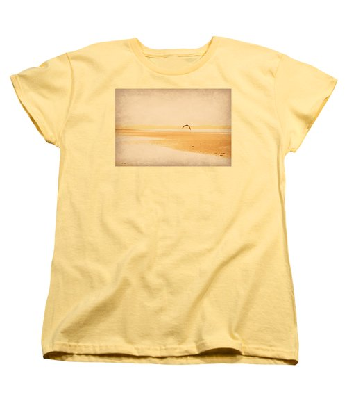 Women's T-Shirt (Standard Cut) featuring the photograph Tranquillity by Marilyn Wilson