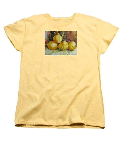 Autumn Harmony Women's T-Shirt (Standard Cut)