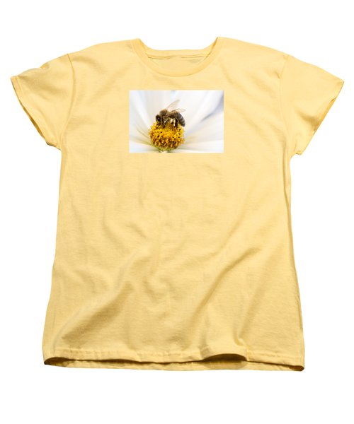 Bee Time Women's T-Shirt (Standard Cut) by Sabine Edrissi