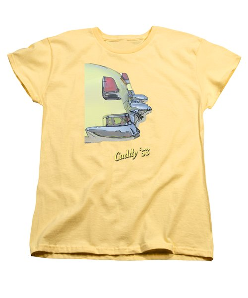 Caddy 53 Women's T-Shirt (Standard Cut) by Larry Bishop