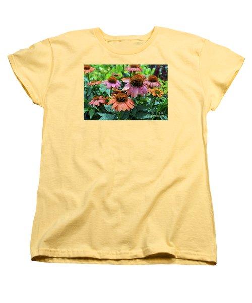 Coneflower  Women's T-Shirt (Standard Cut)