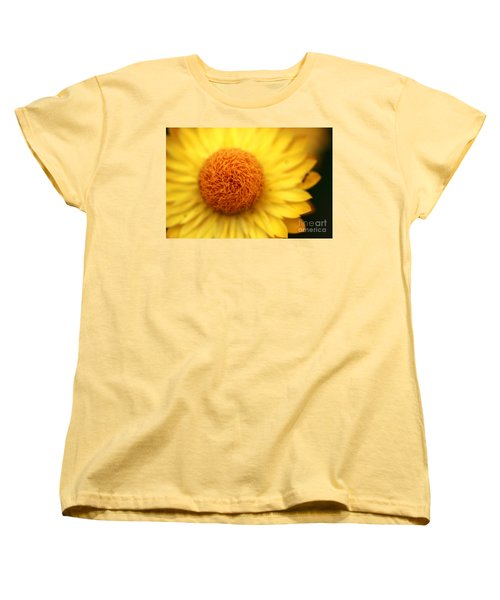 Women's T-Shirt (Standard Cut) featuring the photograph Crazy Spin by Stephen Mitchell