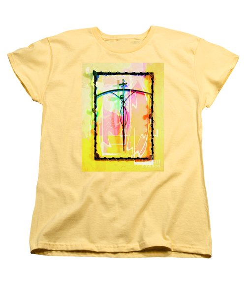 Women's T-Shirt (Standard Cut) featuring the photograph Easter Remembrance by Al Bourassa