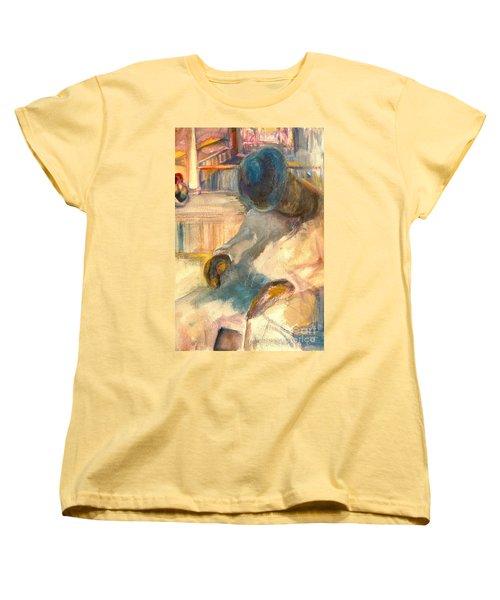 Mr Hunters Porch Women's T-Shirt (Standard Cut)