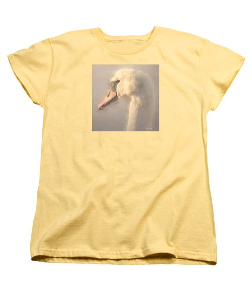 Women's T-Shirt (Standard Cut) featuring the photograph Purity by Rose-Maries Pictures