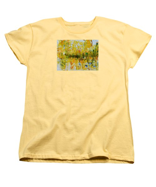 Sunburst Women's T-Shirt (Standard Cut)