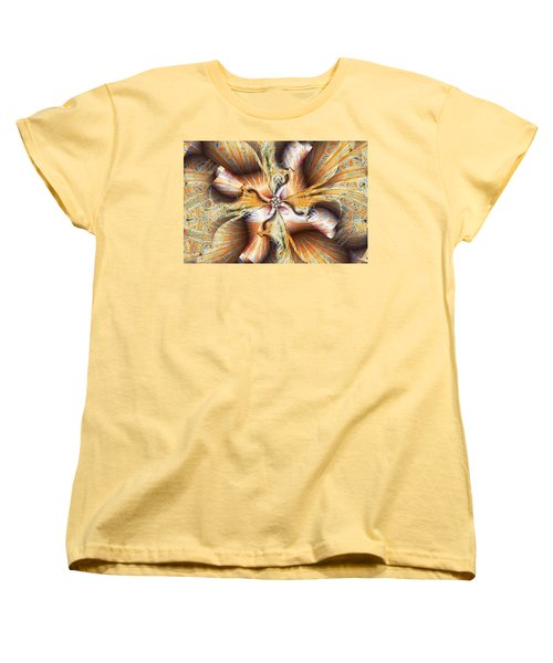 Toffee Pull Women's T-Shirt (Standard Cut) by Jim Pavelle