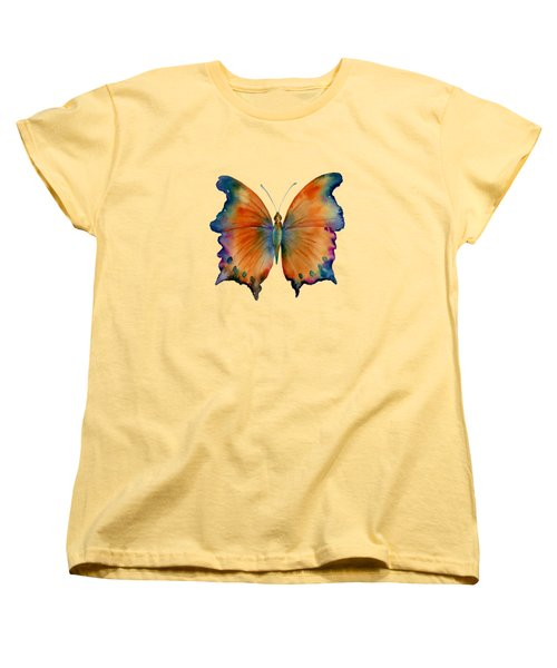 1 Wizard Butterfly Women's T-Shirt (Standard Cut) by Amy Kirkpatrick