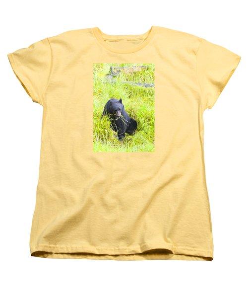 Got The Munchies Women's T-Shirt (Standard Cut) by Harold Piskiel