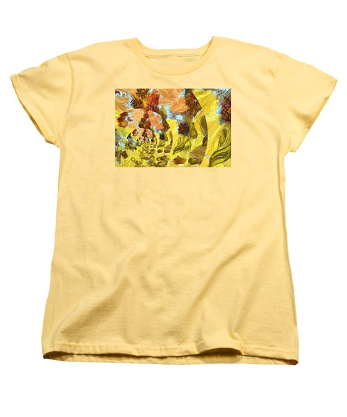Women's T-Shirt (Standard Cut) featuring the photograph Interior by Beto Machado