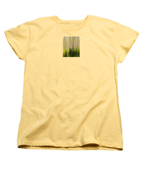 4012 Women's T-Shirt (Standard Cut) by Peter Holme III