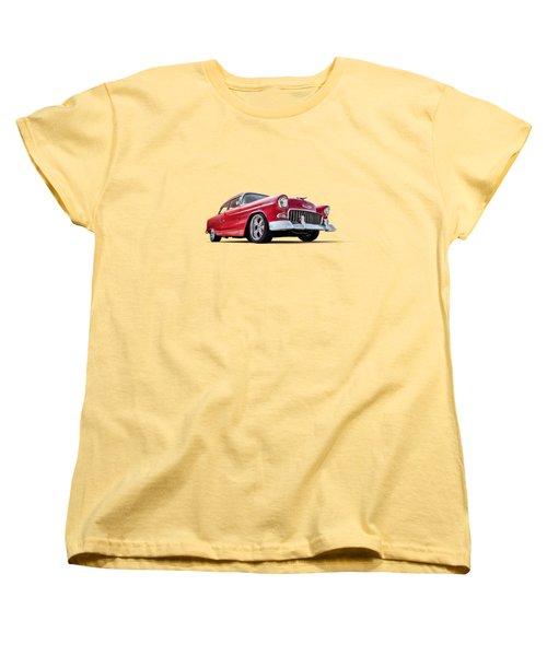 55 Red Women's T-Shirt (Standard Cut) by Douglas Pittman