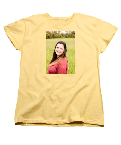 Women's T-Shirt (Standard Cut) featuring the photograph 5617 by Teresa Blanton