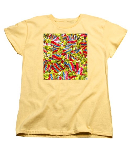 A Little Bit O Honey Women's T-Shirt (Standard Cut) by Beth Saffer