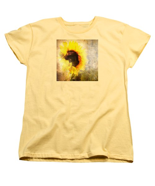 A Memory Of Summer Women's T-Shirt (Standard Cut) by LemonArt Photography