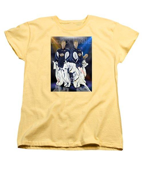 A Tall Order Women's T-Shirt (Standard Cut) by Don Olea