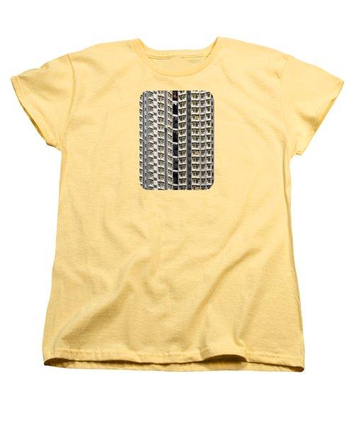 Women's T-Shirt (Standard Cut) featuring the photograph A Work In Progress by Ethna Gillespie