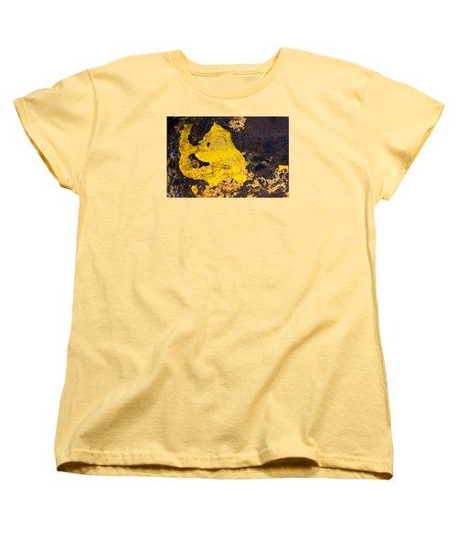 ab4 Women's T-Shirt (Standard Cut) by Catherine Lau
