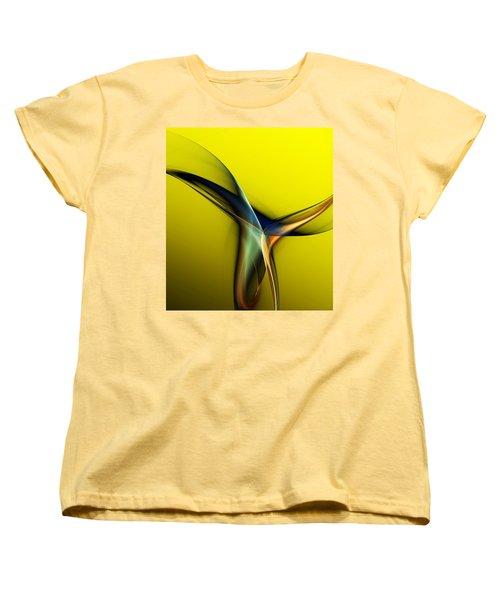 Abstract 060311 Women's T-Shirt (Standard Cut)