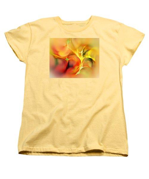 Abstract 061410a Women's T-Shirt (Standard Cut)