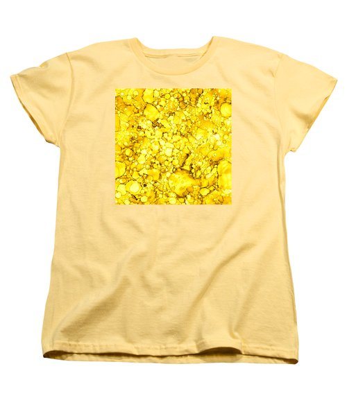 Abstract 7 Women's T-Shirt (Standard Cut) by Patricia Lintner