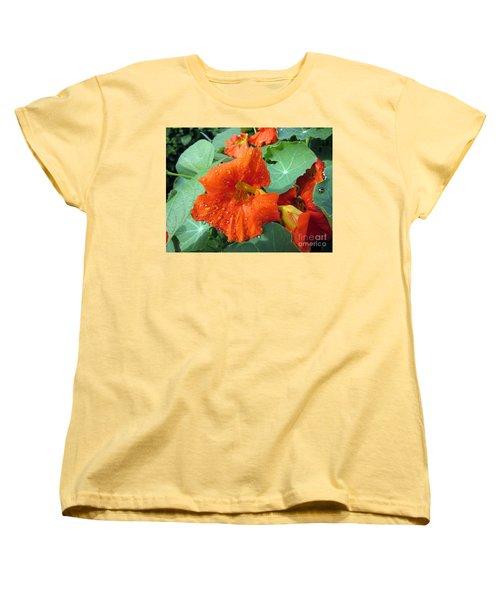 After Rain Women's T-Shirt (Standard Cut) by Vesna Martinjak