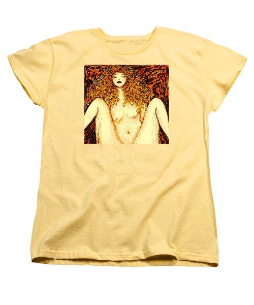 Afternoon Nap Women's T-Shirt (Standard Cut) by Natalie Holland