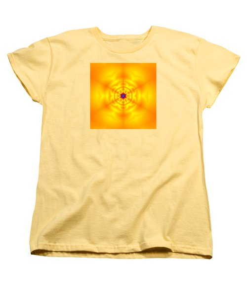 Ahau 6 Women's T-Shirt (Standard Cut) by Robert Thalmeier