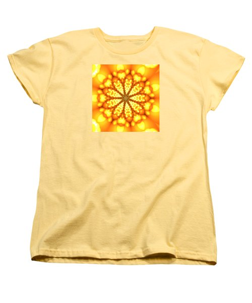Ahau 9 Women's T-Shirt (Standard Cut) by Robert Thalmeier