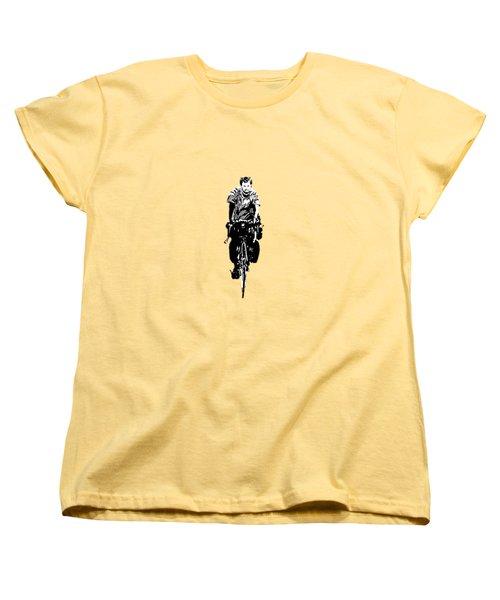 Aldour Women's T-Shirt (Standard Cut) by Julio Lopez