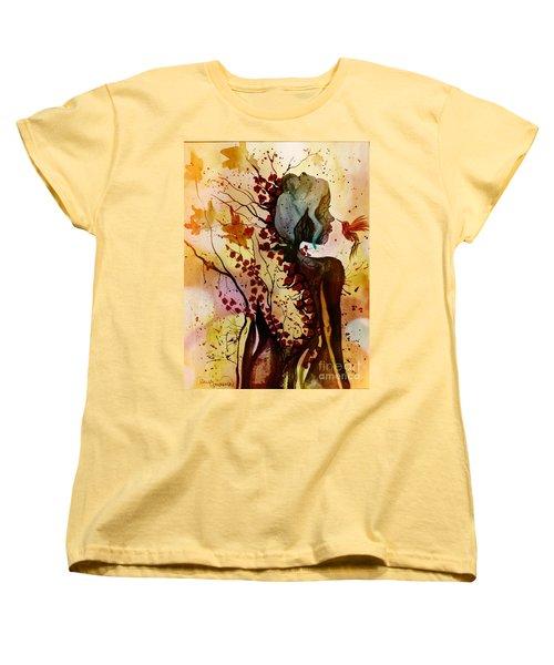 Alex In Wonderland Women's T-Shirt (Standard Cut)