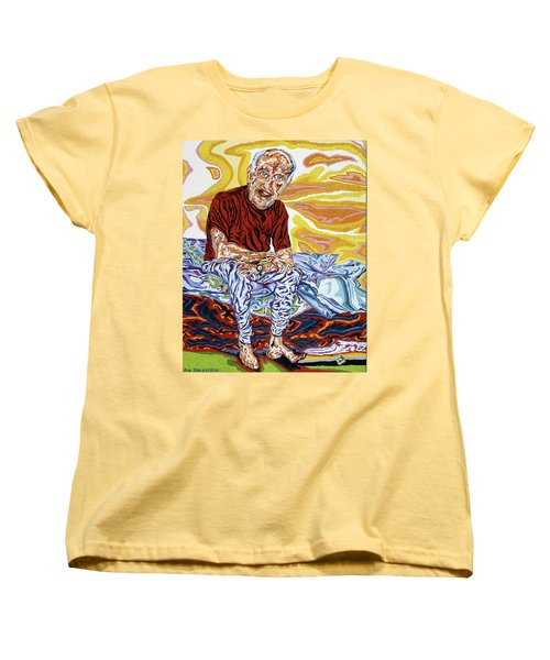 Alfred's Last Days Women's T-Shirt (Standard Cut) by Robert SORENSEN
