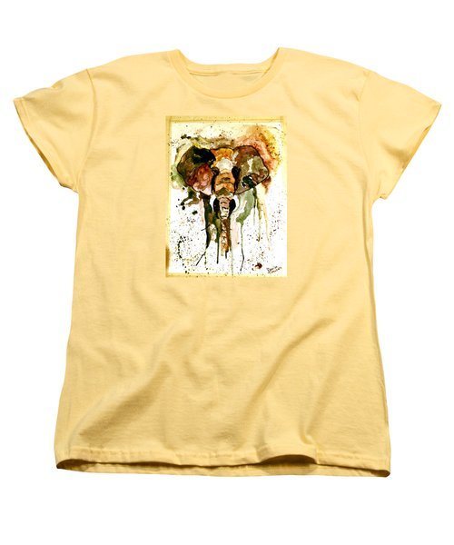 All Ears Women's T-Shirt (Standard Cut) by Denise Tomasura