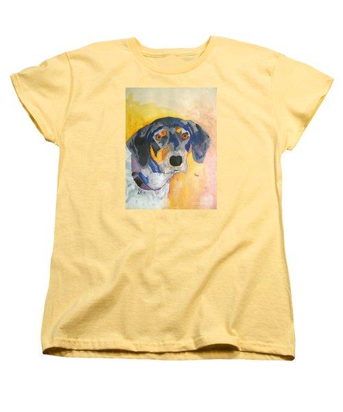 All Ears Women's T-Shirt (Standard Cut) by Sandy McIntire