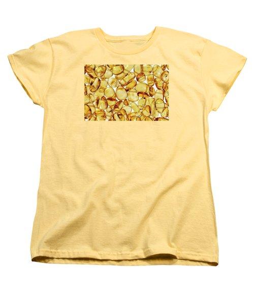 Amber #2h2a0902 Women's T-Shirt (Standard Cut) by Andrey Godyaykin