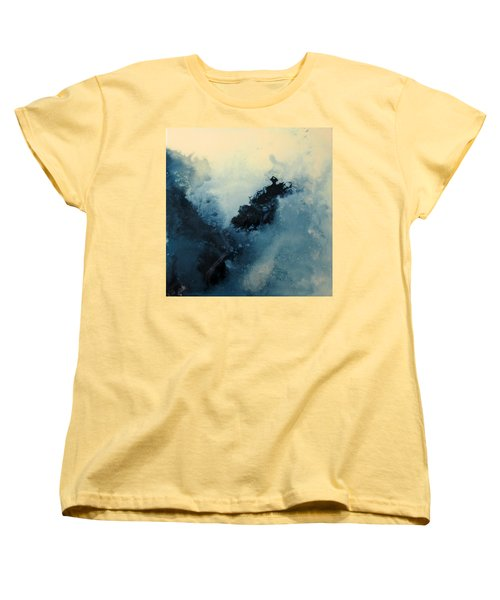 Anomaly Women's T-Shirt (Standard Cut) by Mary Kay Holladay