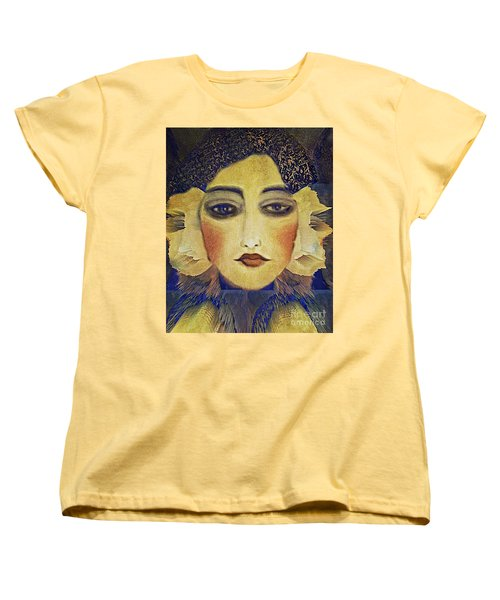 Art Deco  Beauty Women's T-Shirt (Standard Cut) by Alexis Rotella