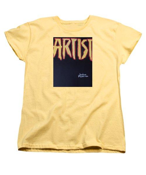 Artist 2009 Movie Women's T-Shirt (Standard Cut)
