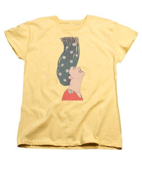 Serendipity Women's T-Shirt (Standard Cut) by Freshinkstain