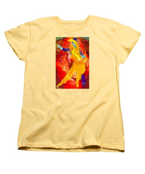 Astaire Way To Heaven Women's T-Shirt (Standard Cut) by Seth Weaver
