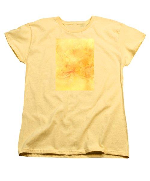 Azalea Impressions Women's T-Shirt (Standard Cut) by Catherine Alfidi