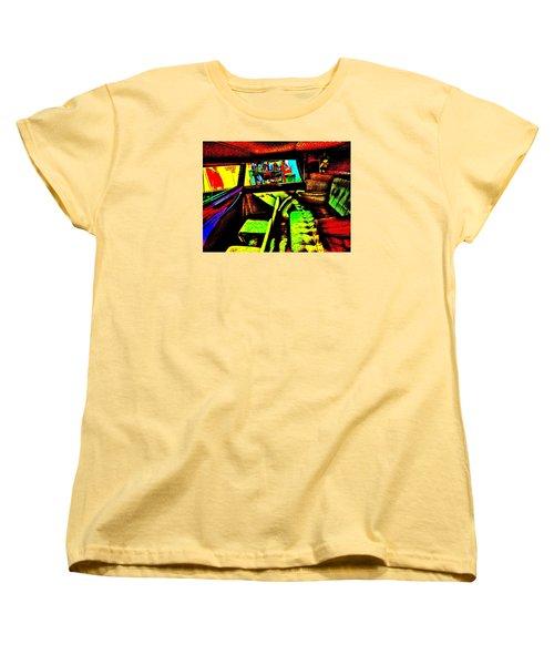 Bahre Car Show II 27 Women's T-Shirt (Standard Cut) by George Ramos