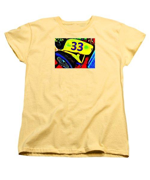 Bahre Car Show II 34 Women's T-Shirt (Standard Cut) by George Ramos