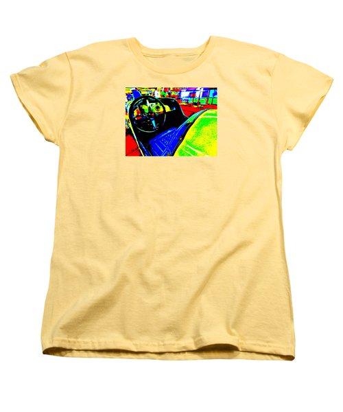 Bahre Car Show II 35 Women's T-Shirt (Standard Cut) by George Ramos