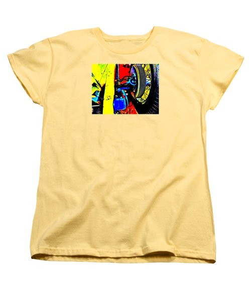 Bahre Car Show II 37 Women's T-Shirt (Standard Cut) by George Ramos