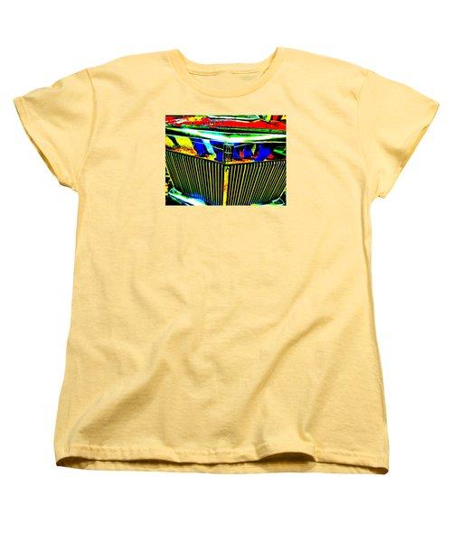Bahre Car Show II 39 Women's T-Shirt (Standard Cut) by George Ramos