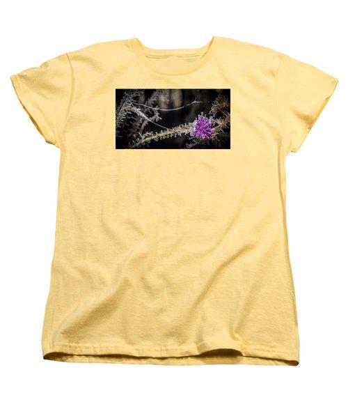 Beadwork Women's T-Shirt (Standard Cut) by Annette Berglund