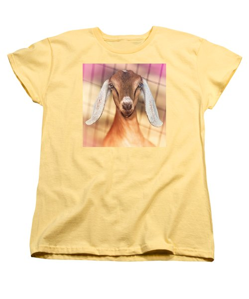 Women's T-Shirt (Standard Cut) featuring the photograph Beautiful Taffy by TC Morgan