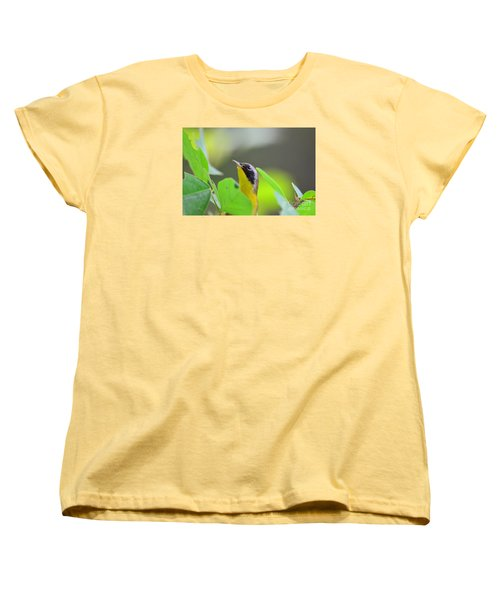 Women's T-Shirt (Standard Cut) featuring the photograph Beauty by Kathy Gibbons